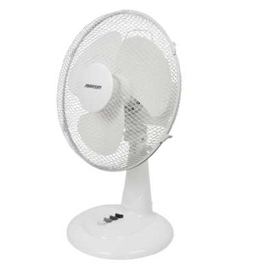 12 Inch 40W 3 Speed Desk Fan