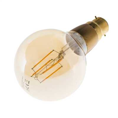 Globe Lamps LED Dimmable