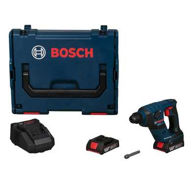 GBH18VLICP 18V Compact SDS Hammer Drill Kit