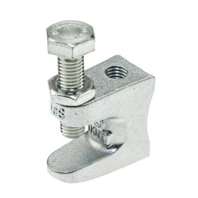 HFL2-M10 Heavy Duty Beam Clamp for 10mm Threaded Rod (Sold in 1's)