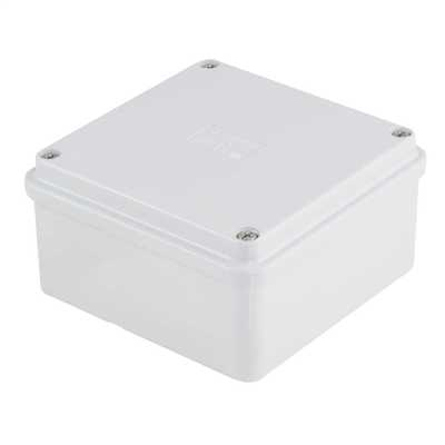 100 x 100 x 50mm PVC Adaptable Box IP66
