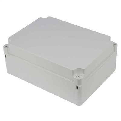 300mm x 220mm x 120mm PVC Enclosure IP66