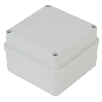 100mm x 100mm x 50mm PVC Enclosure IP66