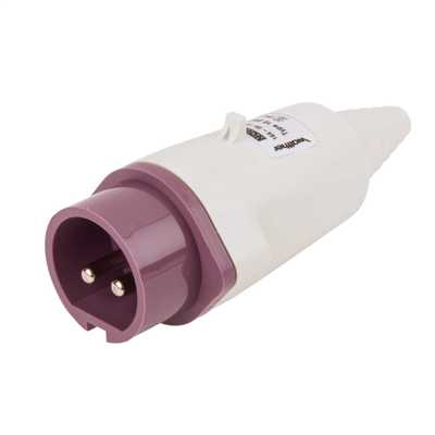 16A 2P 24V Low Voltage Plug IP44