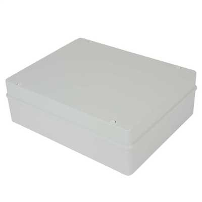 376mm x 300mm x 120mm Plastic Enclosure Surface Mount IP66