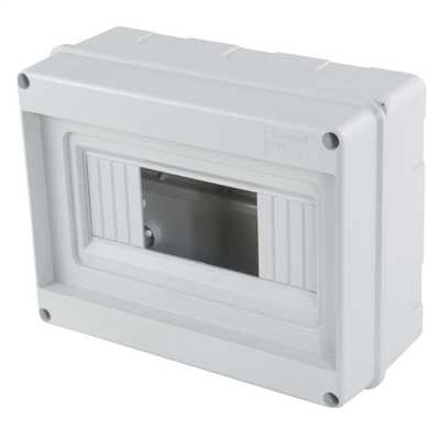RCD Enclosures Plastic