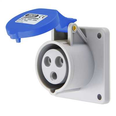 IP44 Splashproof Plugs & Sockets