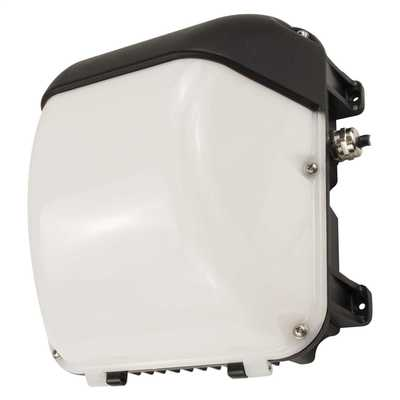 30W LED IP65 Compact Wallpack Bulkhead with Microwave Sensor