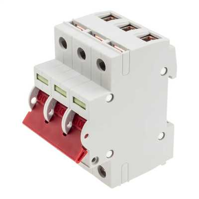 100A TP Switch Disconnector Isolator