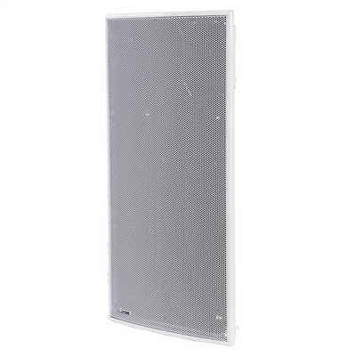 1kW Radiant Panel Bathroom Radiator with Thermostat White