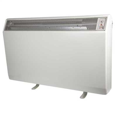 3.4kW / 2kW Electric Combi Storage Heaters White