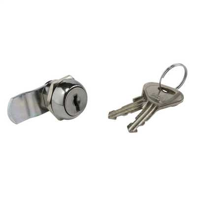 Distribution Board Door Barrel Lock With 2 Keys Cef