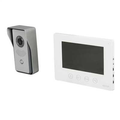 Aperta Colour Video Door Entry System Cef