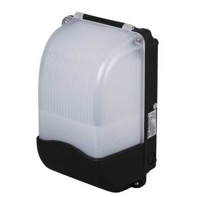 11W LED IP65 Wallpack Bulkhead with Photocell