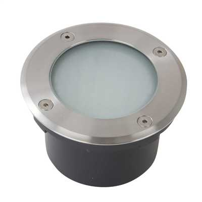 Round Low Energy Drive / Walk Over Outdoor Ground Light