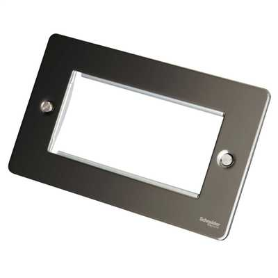 Black Nickel FP Light Switches