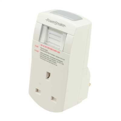 RCD Plugs & Adaptors