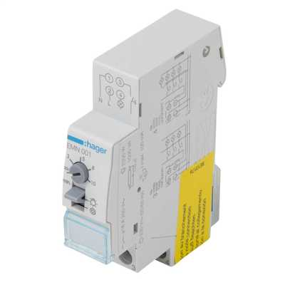 Din Rail Time Lag Switches