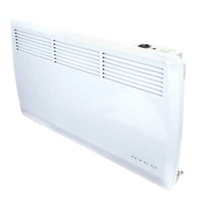 1.5kW Accona Panel Heater with Timer White