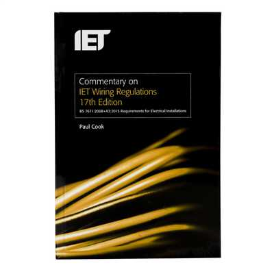 Awe Inspiring Iet Commentary On Iet Wiring Regulations 17Th Edition Pwcm173B Cef Wiring 101 Relewellnesstrialsorg