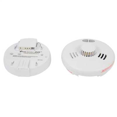 Heat Detectors Mains c/w Battery