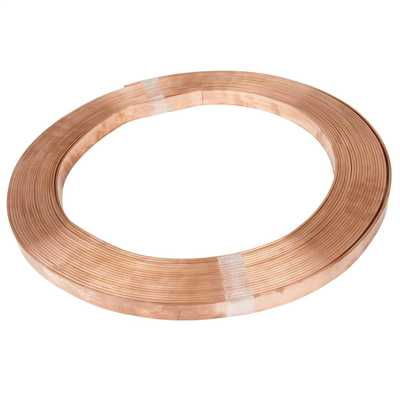 Bare Copper Wire Weight | 25mm X 3mm Bare Copper Tape 25m Coil Cef