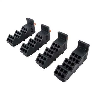 250A 4 Pole PrismA Plus G and P System Distribution Block