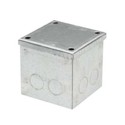 Metal Adaptable Boxes