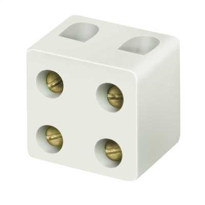 Porcelain Connector Blocks