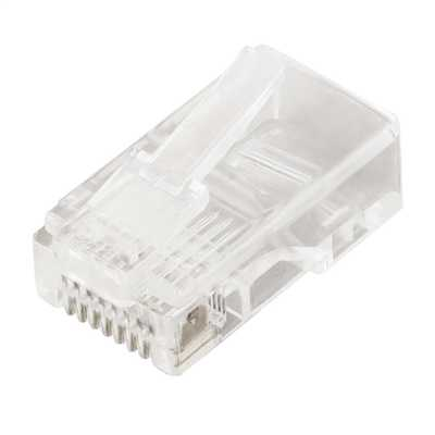RJ45 8P8C Connectors (Pack of 100)