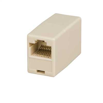 CAT5E RJ45 to RJ45 Coupler