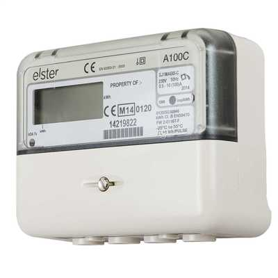 Elster single phase kwh meter