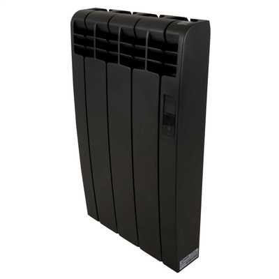 300W Delta Ultimate Electric Digital Radiator Black Wifi Enabled