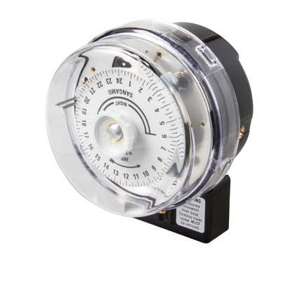 S254-3 24 Hour Time Switch 3 Pin
