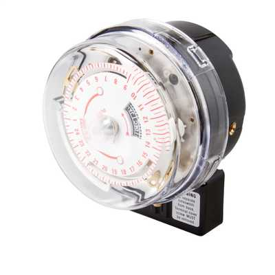 Q551-13 54N Solar Dial 3 Pin Round Time Switch Zone 3 Latitudes