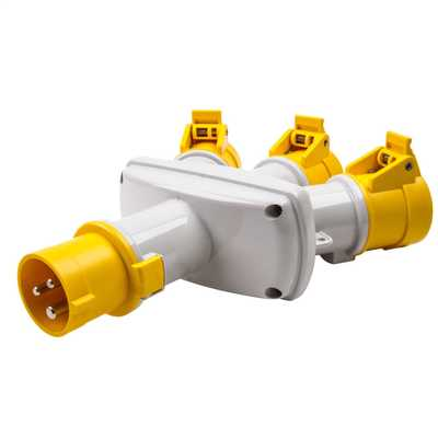 BS4343 Leads & Adaptors