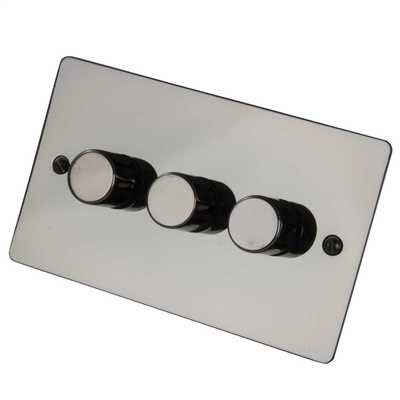 Black Nickel FP Dimmers