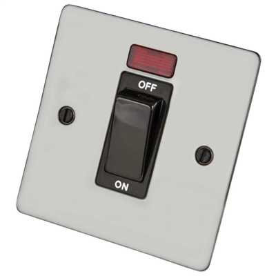 Black Nickel FP Cooker Switch