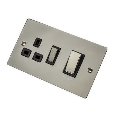 Black Nickel FP Cooker Outlets