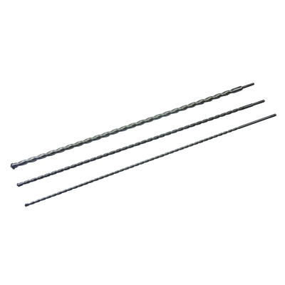 1000mm SDS Plus Masonry Drill Bit 3 Piece Set