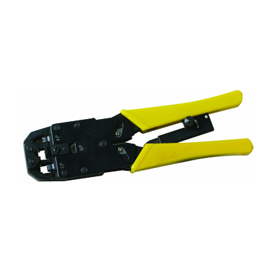 Telecoms Ratchet Crimping Tool