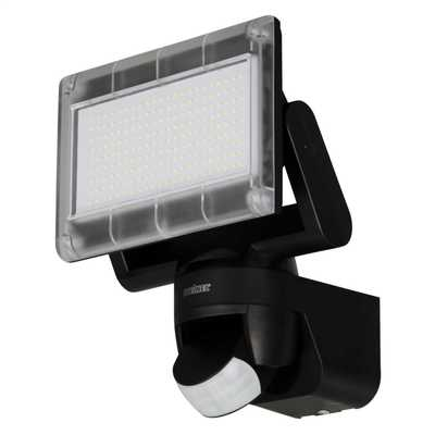 14.8W XLED Home 1 PIR Floodlight Black