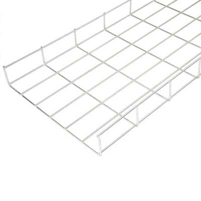 300mm Wide x 50mm Deep Mesh Tray Basket Tray (3m Length)