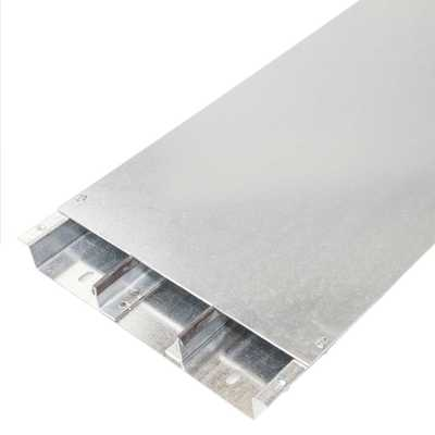Flush Screed Floor Trunking