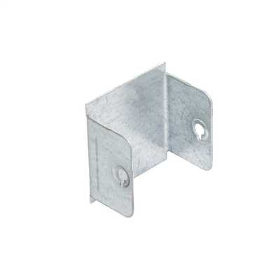 50mm x 50mm Stop End for Trunking (Sold in 1's)
