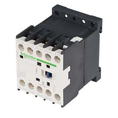 24V DC Control Relay 3NO and 1NC Contacts