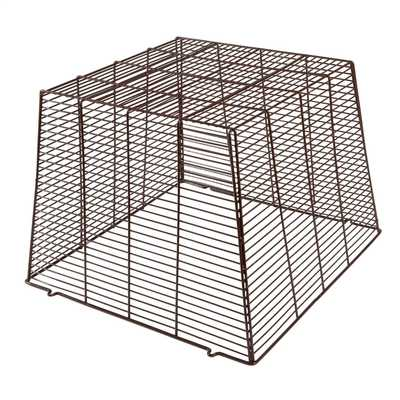 Wallpack Wire Guards