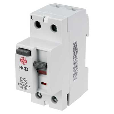RCDs 2 Pole DC Sensitive (Type A)