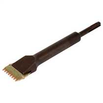 SDS Plus Scutch Comb Chisel for 40mm Combs