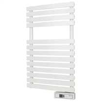 300W Delta Ultimate Electric Digital Towel Rail White Wifi Enabled